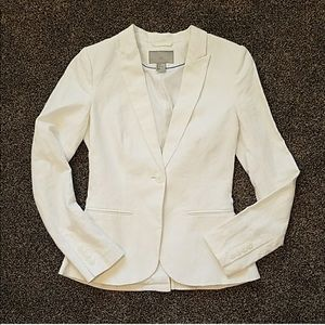 White H&M Blazer